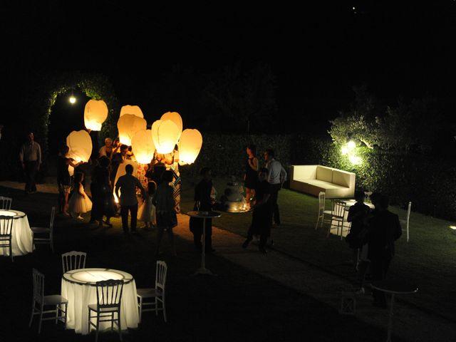 Il matrimonio di Fabrizio e Erica a Mogliano, Macerata 55