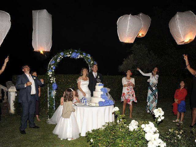 Il matrimonio di Fabrizio e Erica a Mogliano, Macerata 56