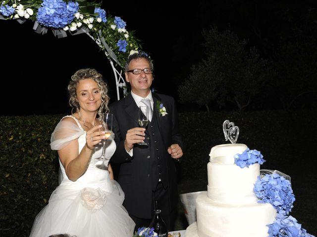 Il matrimonio di Fabrizio e Erica a Mogliano, Macerata 59