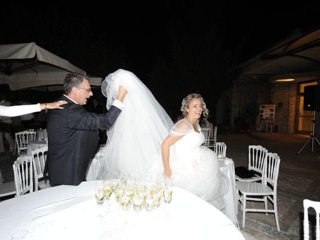 Il matrimonio di Fabrizio e Erica a Mogliano, Macerata 62