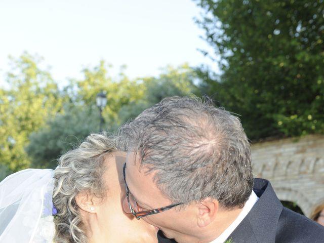 Il matrimonio di Fabrizio e Erica a Mogliano, Macerata 64