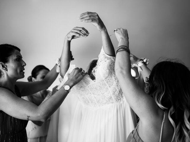 Il matrimonio di Andrea e Ramona a Serrungarina, Pesaro - Urbino 8