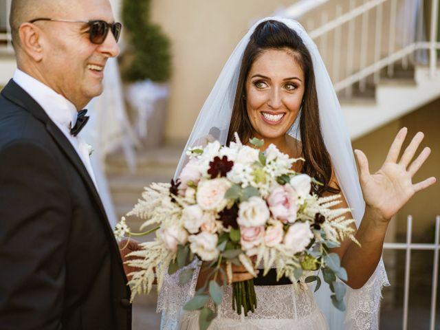 Il matrimonio di Andrea e Ramona a Serrungarina, Pesaro - Urbino 10
