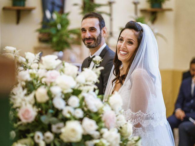 Il matrimonio di Andrea e Ramona a Serrungarina, Pesaro - Urbino 14