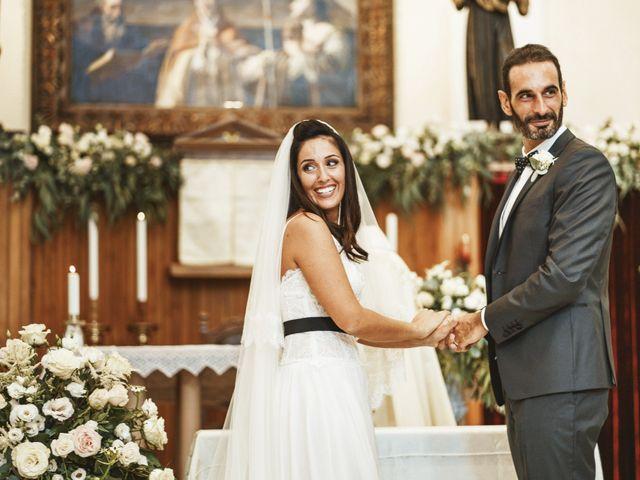 Il matrimonio di Andrea e Ramona a Serrungarina, Pesaro - Urbino 17