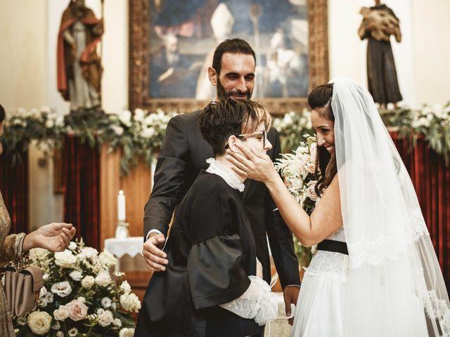 Il matrimonio di Andrea e Ramona a Serrungarina, Pesaro - Urbino 19