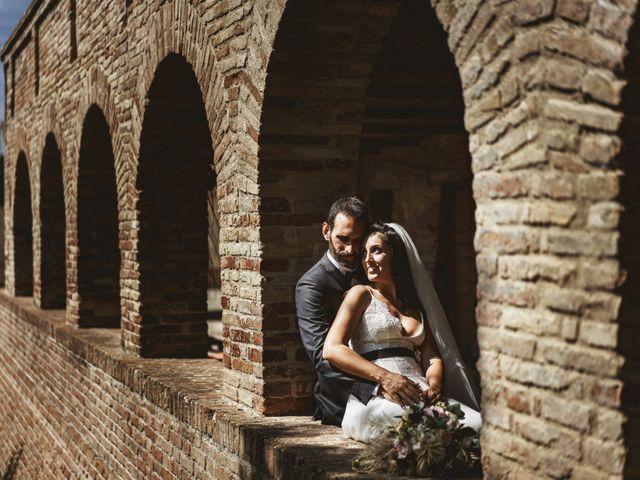 Il matrimonio di Andrea e Ramona a Serrungarina, Pesaro - Urbino 22