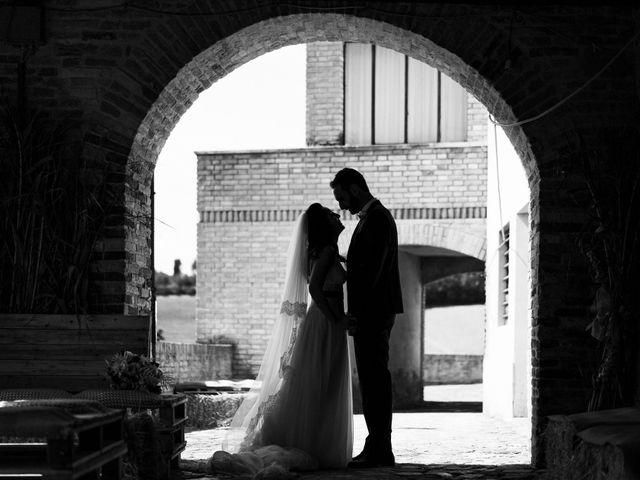 Il matrimonio di Andrea e Ramona a Serrungarina, Pesaro - Urbino 23