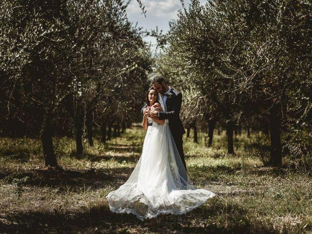 Il matrimonio di Andrea e Ramona a Serrungarina, Pesaro - Urbino 29