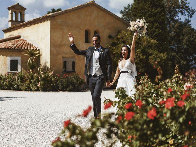 Il matrimonio di Andrea e Ramona a Serrungarina, Pesaro - Urbino 30