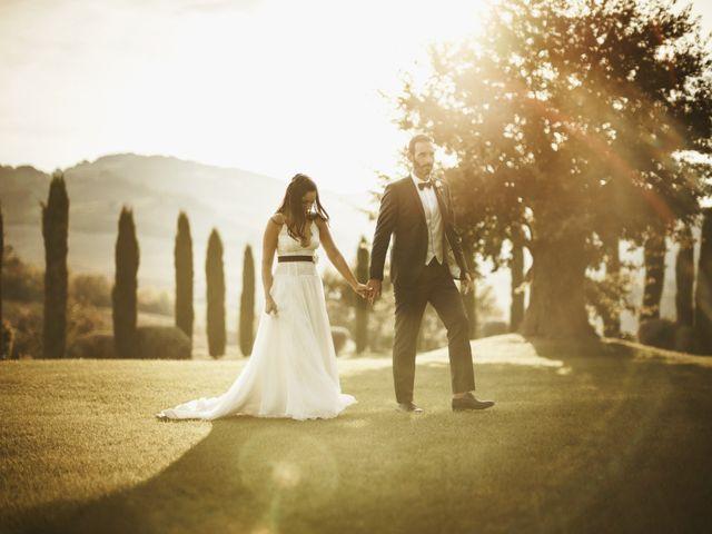 Il matrimonio di Andrea e Ramona a Serrungarina, Pesaro - Urbino 43