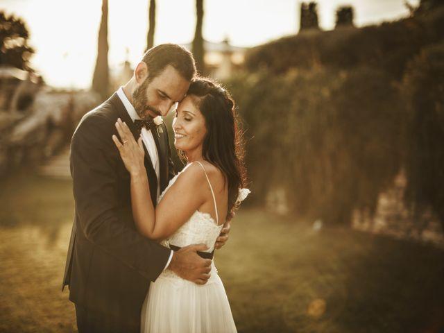 Il matrimonio di Andrea e Ramona a Serrungarina, Pesaro - Urbino 47