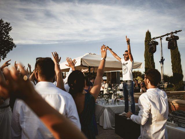 Il matrimonio di Andrea e Ramona a Serrungarina, Pesaro - Urbino 50