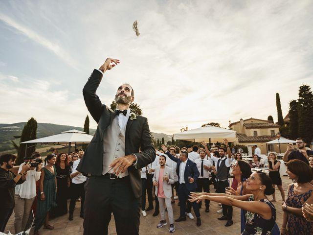 Il matrimonio di Andrea e Ramona a Serrungarina, Pesaro - Urbino 53