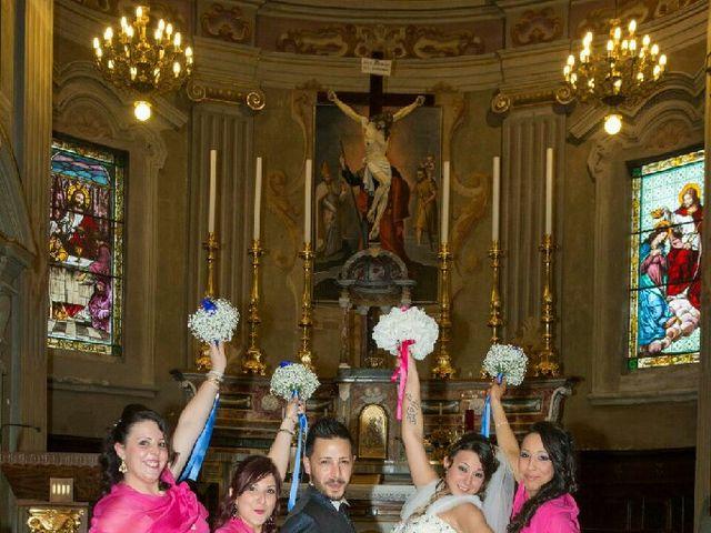 Il matrimonio di Michele  e Erika a Brandizzo, Torino 8