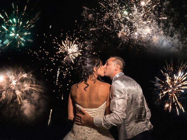 Le nozze di Morena e Fabio