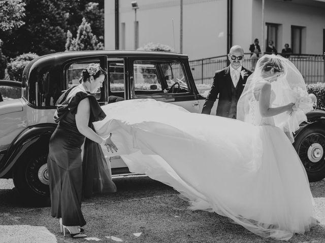 Il matrimonio di Kevin e Carol a Fano, Pesaro - Urbino 27