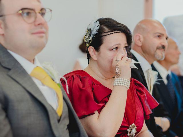 Il matrimonio di Kevin e Carol a Fano, Pesaro - Urbino 33