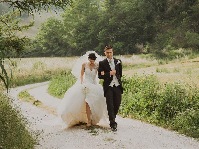 Il matrimonio di Kevin e Carol a Fano, Pesaro - Urbino 37
