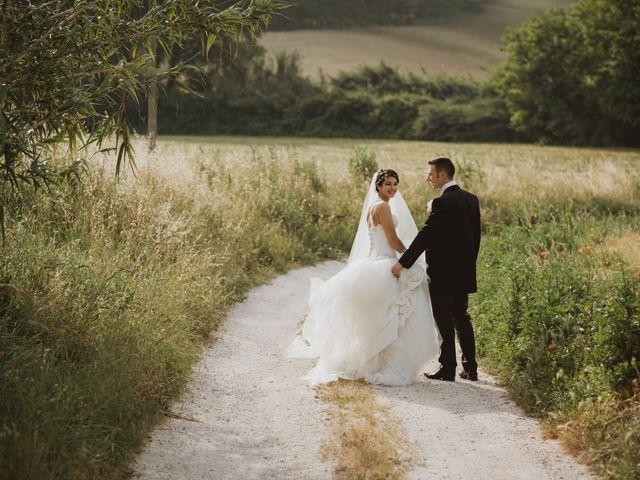 Il matrimonio di Kevin e Carol a Fano, Pesaro - Urbino 38