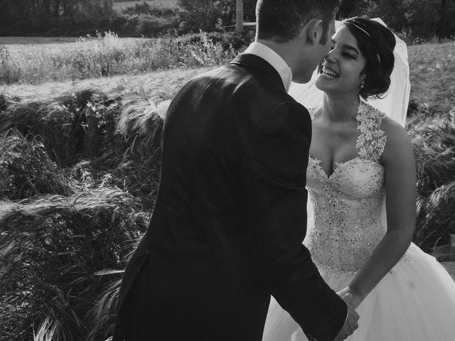 Il matrimonio di Kevin e Carol a Fano, Pesaro - Urbino 1