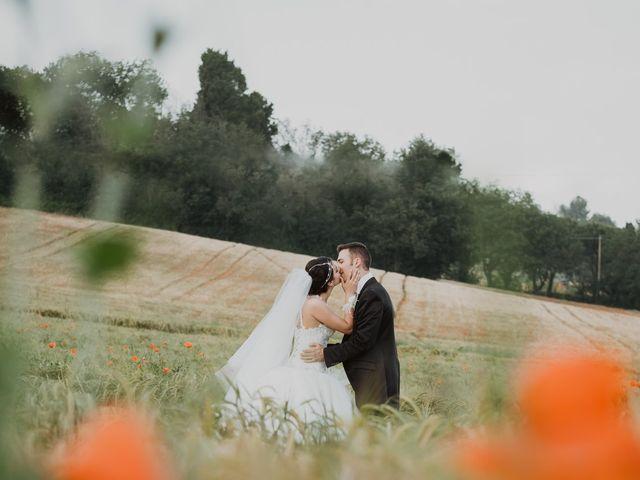 Il matrimonio di Kevin e Carol a Fano, Pesaro - Urbino 42