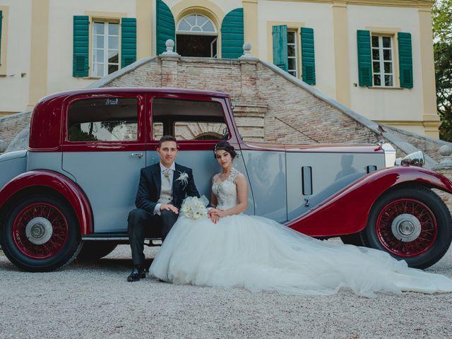Il matrimonio di Kevin e Carol a Fano, Pesaro - Urbino 47
