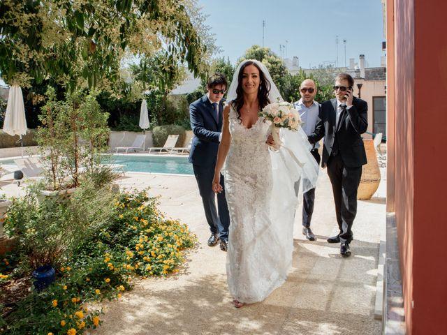Il matrimonio di Rossella e Andrea a Lecce, Lecce 13
