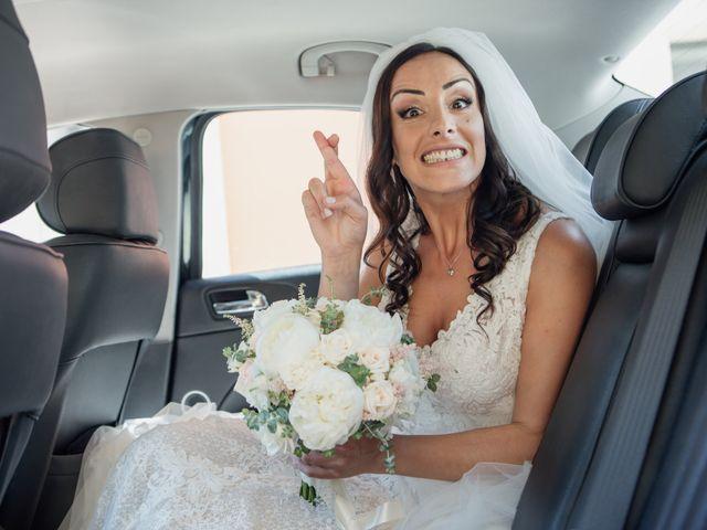 Il matrimonio di Rossella e Andrea a Lecce, Lecce 15