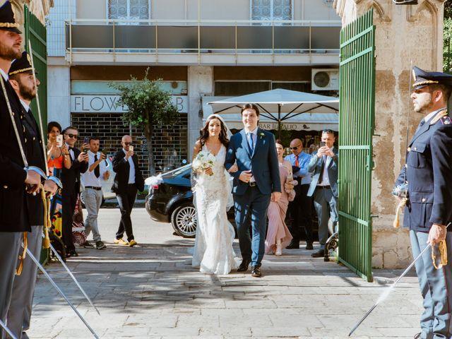 Il matrimonio di Rossella e Andrea a Lecce, Lecce 19