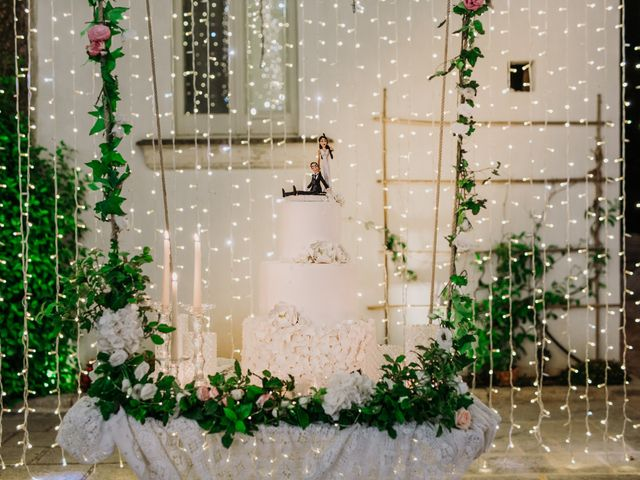 Il matrimonio di Rossella e Andrea a Lecce, Lecce 78