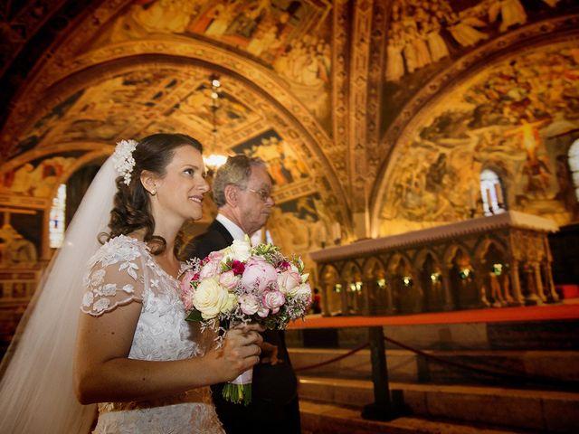 Il matrimonio di Mario e Cristina a Assisi, Perugia 7