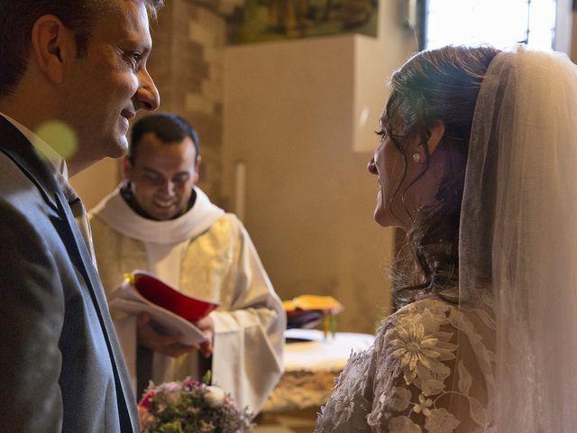 Il matrimonio di Mario e Cristina a Assisi, Perugia 11