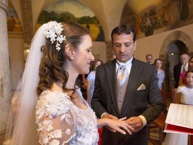 Il matrimonio di Mario e Cristina a Assisi, Perugia 14
