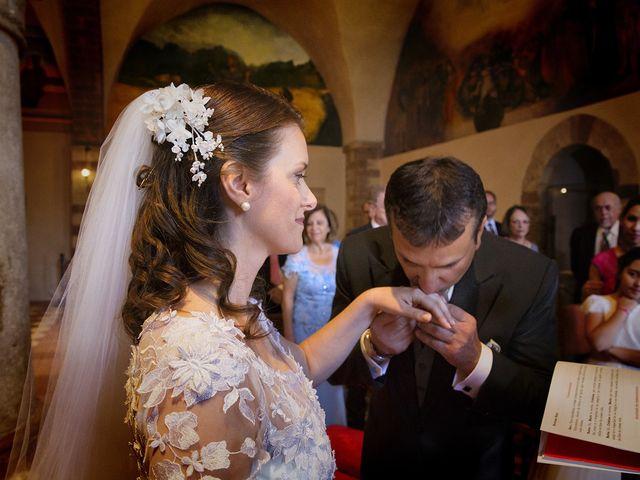 Il matrimonio di Mario e Cristina a Assisi, Perugia 16