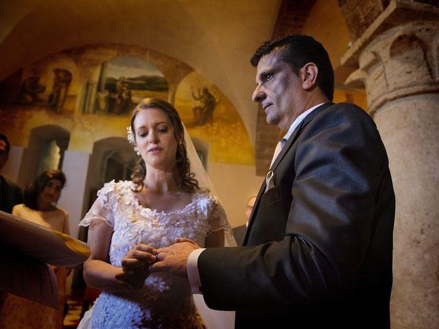Il matrimonio di Mario e Cristina a Assisi, Perugia 18