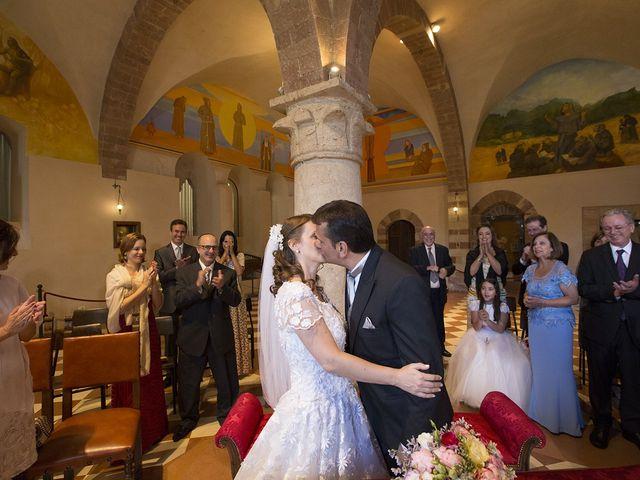 Il matrimonio di Mario e Cristina a Assisi, Perugia 21