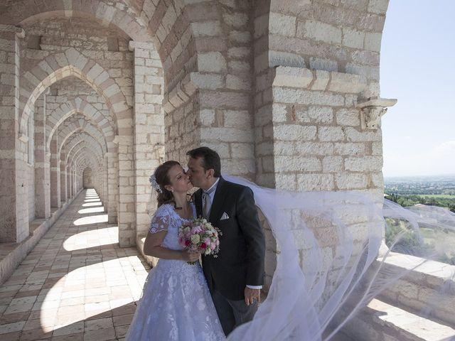 Il matrimonio di Mario e Cristina a Assisi, Perugia 25