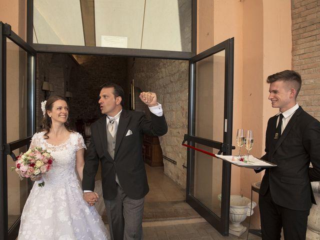 Il matrimonio di Mario e Cristina a Assisi, Perugia 31