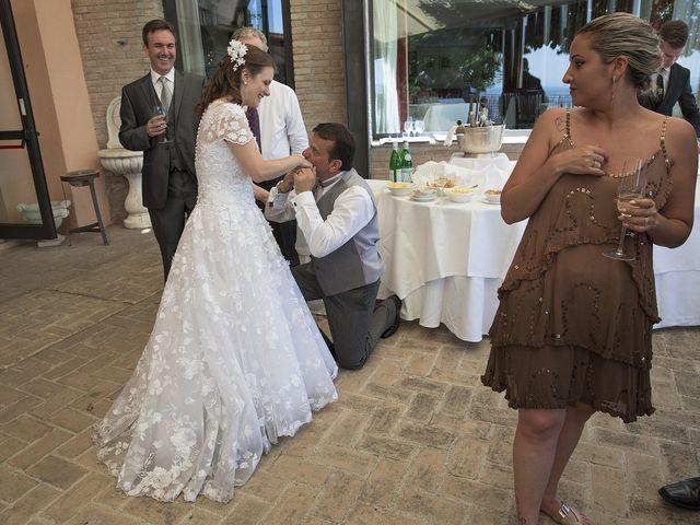 Il matrimonio di Mario e Cristina a Assisi, Perugia 32