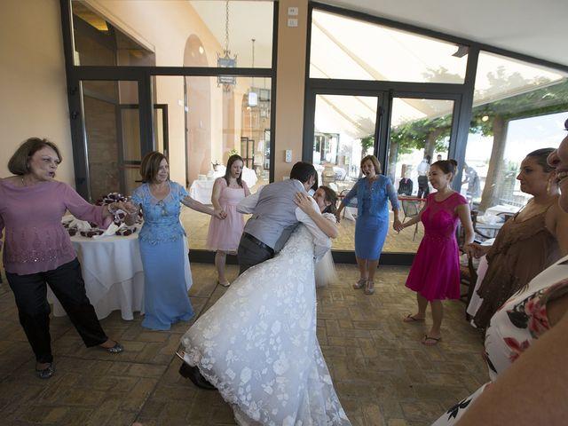 Il matrimonio di Mario e Cristina a Assisi, Perugia 34