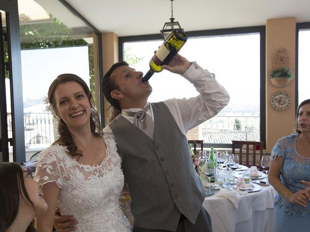 Il matrimonio di Mario e Cristina a Assisi, Perugia 36