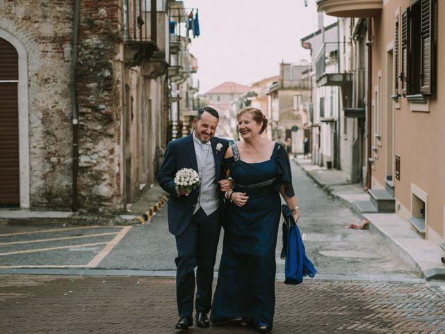 Il matrimonio di Gabriele e Felicia a Scilla, Reggio Calabria 23