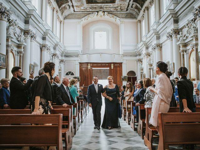 Il matrimonio di Gabriele e Felicia a Scilla, Reggio Calabria 24