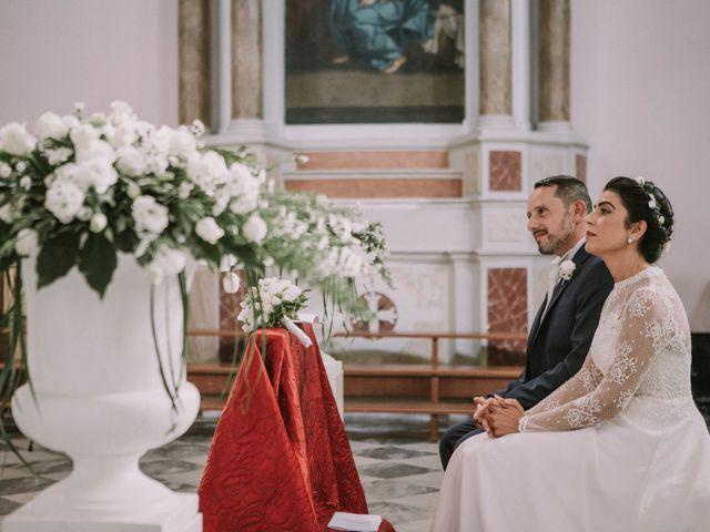 Il matrimonio di Gabriele e Felicia a Scilla, Reggio Calabria 31