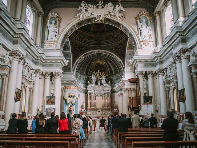 Il matrimonio di Gabriele e Felicia a Scilla, Reggio Calabria 33
