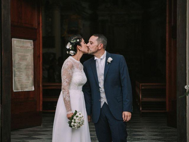Il matrimonio di Gabriele e Felicia a Scilla, Reggio Calabria 44
