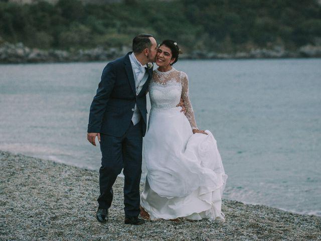 Il matrimonio di Gabriele e Felicia a Scilla, Reggio Calabria 50