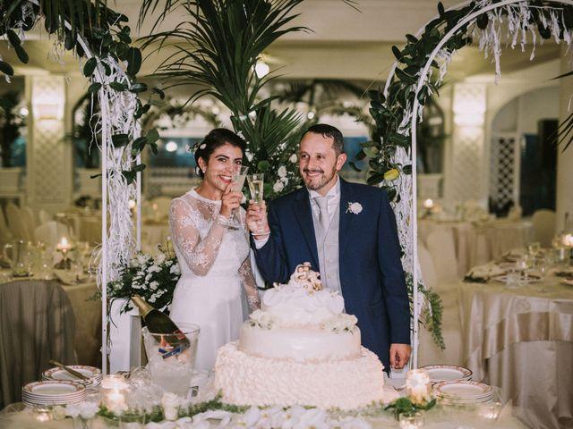 Il matrimonio di Gabriele e Felicia a Scilla, Reggio Calabria 74