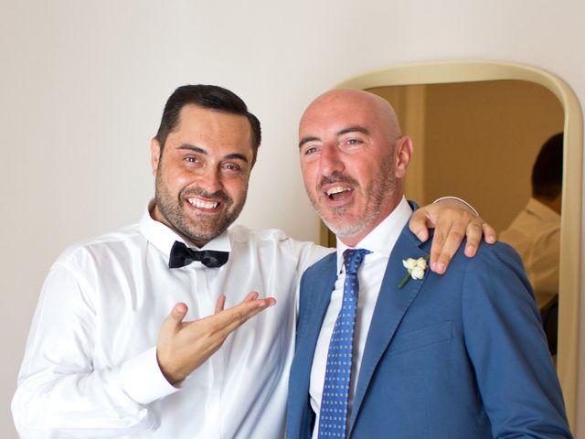 Il matrimonio di Salvio e Roberta a Napoli, Napoli 5
